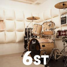6stリハーサルスタジオ