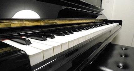 30分単位で使えるピアノ練習室丨ピアノスタジオの画像