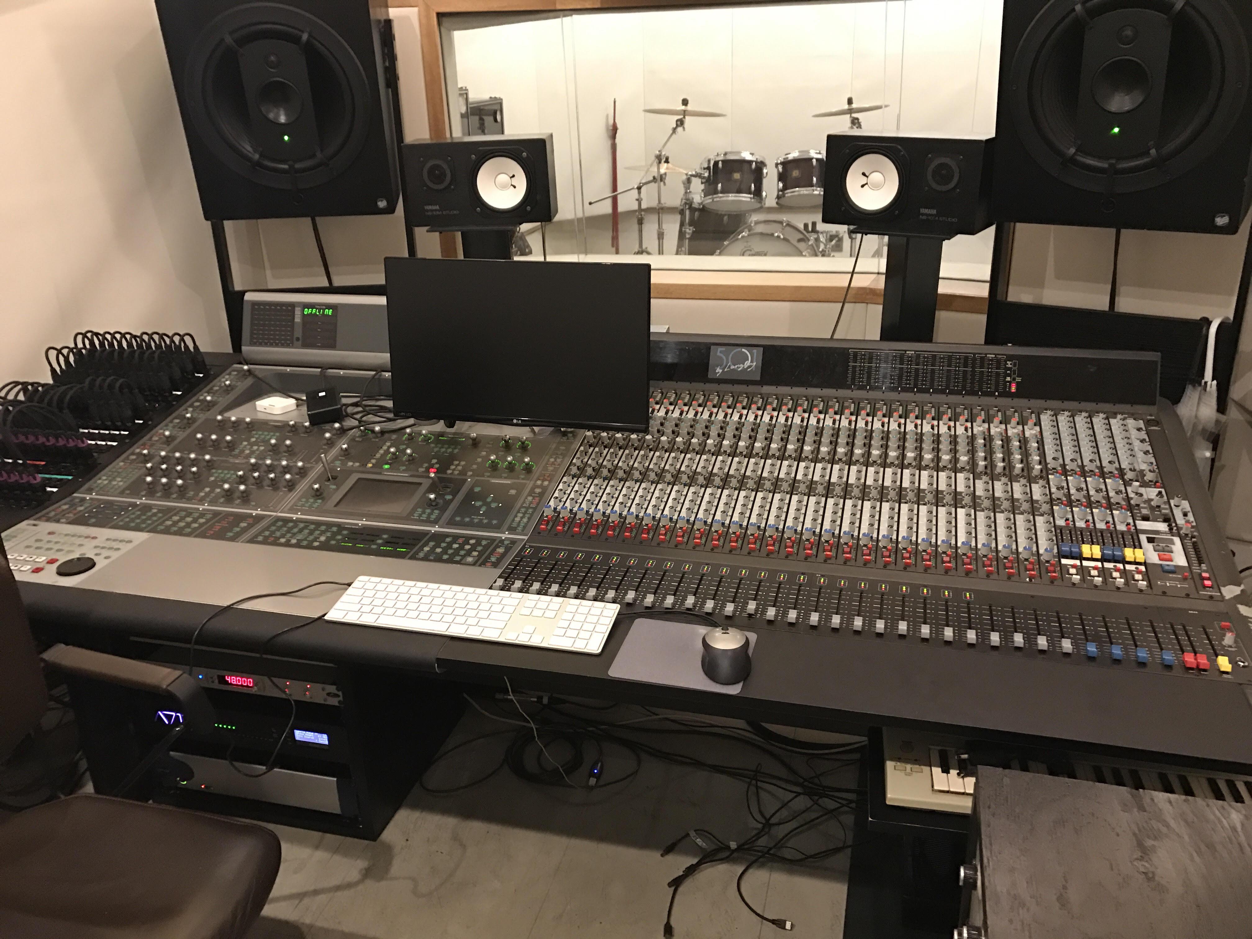 レコーディングスタジオCstの機材がリニューアルしました!の画像