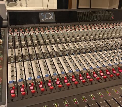 レコーディングスタジオ価格変更のおしらせの画像