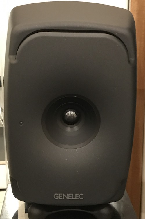 レコーディングスタジオのモニターにGENELEC 8341Aを導入しました。の画像